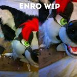 Enro Partial | WIP 2 | COMMISSIONS OPEN by Ice-Neko890