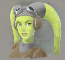 Hera by duran3d