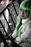 C.C. Code Geass by cosuki