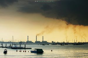 Color of The Cloudy Afternoon by dearchivism