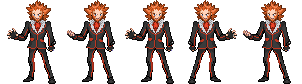 Lysandre sprite by Drawnamu