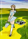 Dorothy Gale by Inspector97