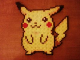 Pikachu by PaperMaster83