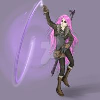 Temper the Portal Witch by Ghashak