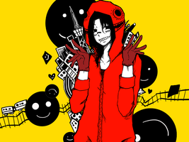 OC ~ Kan/Marchel [ MATRYOSHKA ] by Whitebcp