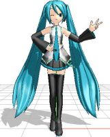 Say Hi, Miku by Dreams-of-Impact