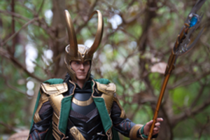 Hot Toys Loki 3 by BeckyHolly