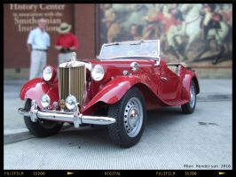MG TD at the HHC by yankeedog