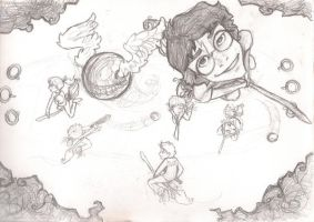 quidditch... by mox-ie