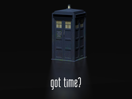 got time wallpaper by fraterchaos