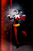 Harley Quinn cosplay by Lady-I-Hellsing