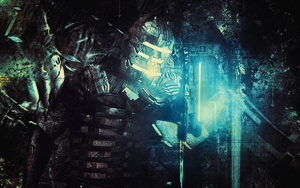 Dead Space Grunge by Yazkaron