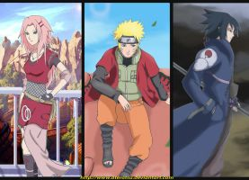 Team 7 by ateratsu