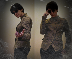Cosplay Dishonored - the Outsider #02 by Emme-Gray
