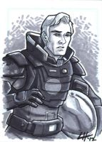 Prometheus Sketchcard by stratosmacca