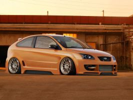 Ford focus by ftuning