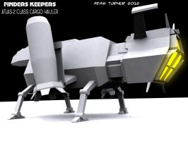 The FINDERS KEEPERS 5 by Adam-Turner
