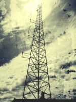 Communications Tower by dharvell