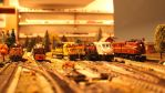 HO Scale Locomotive Fleet by metalheadrailfan