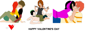 A One Week Late Valentine Shit by AaronMon97