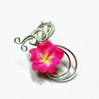 Flower Perfume Pendant 3 by Create-A-Pendant