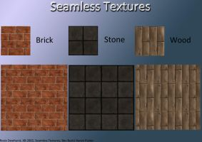 Seamless textures by Doe-jo