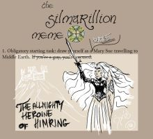 The Almighty Heroine of Himring by Sirielle