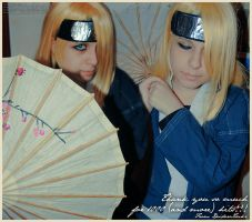Deidara III - Thank you, uhn. by DeidaraTsuki