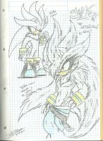Silver the hedgehog1 by Mimy by Mimy92Sonadow