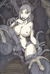 Cave Girl by Chaosbandit