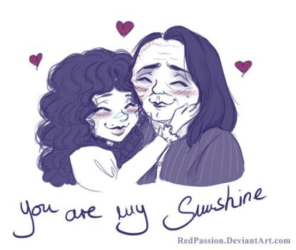 PD - Liohn - You are my Sunshine by RedPassion