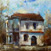 Old House by abgart