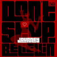 Journey Don't Stop Believin' Cover by teews666