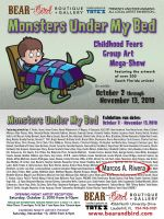 Monster Under the Bed Promo by MarcosARivera