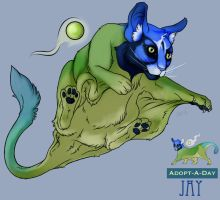 Adopt A Day Jay 7-8-14 by GuardianDragon1