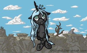 Chrysalis favorite spot by Neyonic