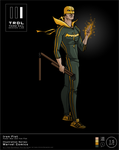 Trdl1615 Iron Fist by TRDLcomics