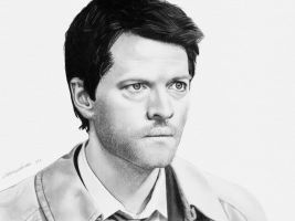 Castiel by Dignity13