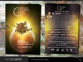 Global Bass by djagentorange