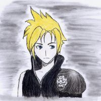 Cloud Strife by Karasu92