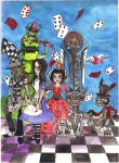 American McGee's Alice by hatoola13