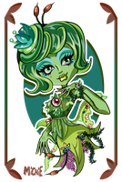 Comission - Sally Swamp by mi-chie