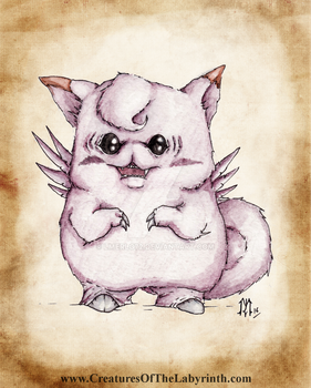 Pokedex Project: Clefairy by lmerlo72