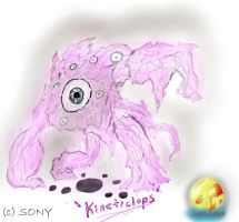 Go G: Kineticlops by Vagrant-Verse
