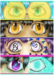 gay nerds and their sparkly eyes by theredheaddevil