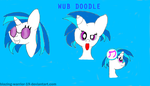 Wub Wednesday #3- Wub Doodle by Blazing-Warrior-19