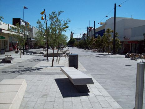 Hargreaves Mall Redevelopment by goffgrrl