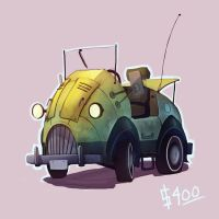 Little Car by JohnoftheNorth