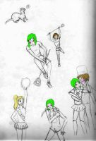 The Life and Times of Envy by TenorSaxLolita