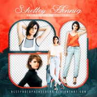 Png Pack 2076 - Shelley Hennig by xbestphotopackseverr